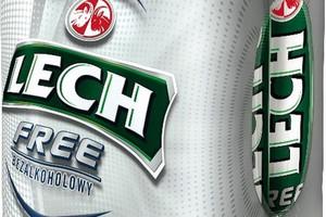 Kompania Piwowarska wycofuje ze sklepów partię piwa Lech Free