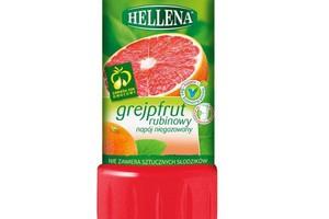 Nowe napoje napoje niegazowane Hellena
