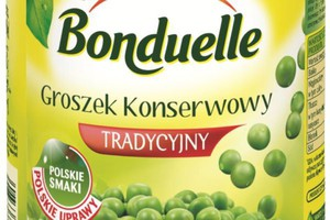 Spada sprzedaż produktów Bonduelle w Europie