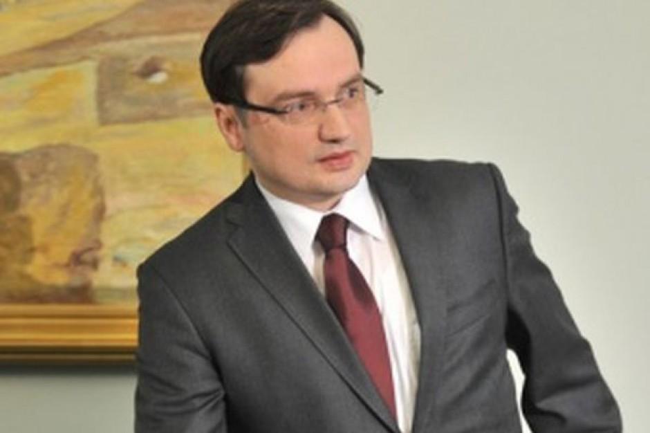 Ziobro: ABW powinna zbadać sytuację na rynku zbóż i rzepaku