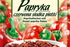 Atrakcyjniejsza papryka czerwona marki Cykoria