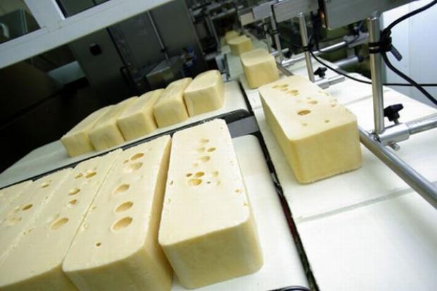 Rosja zakwestionowała 12 ton polskich serów firmy Polmlek