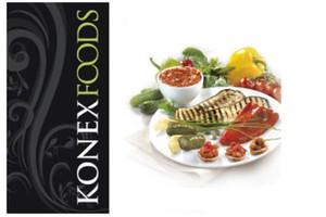 Konex-Tiva rozwija sprzedaż produktów KonexFoods w Polsce