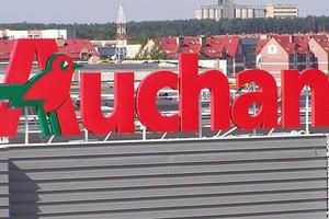 Grupa Auchan zwiększyła swoje przychody