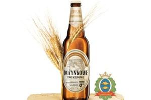 Piwo Dożynkowe z medalem na Chmielakach