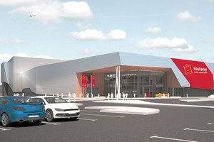 IKEA wybuduje najwiÄ™ksze centrum handlowe w Polsce