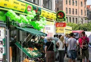 Rynek handlu żywnością w Polsce urośnie jedynie o 1,5 proc.