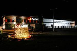 PAGO uruchomiło centrum logistyczne w Bieniewie