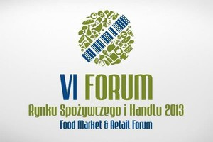 Trwa rejestracja uczestników VI Forum Rynku Spożywczego i Handlu 2013