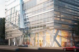 Colliers skomercjalizuje część handlową w luksusowym kompleksie ZŁOTA