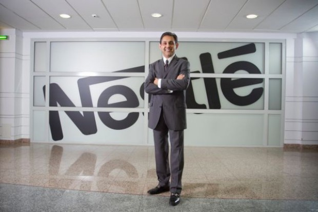 Chandra Kumar, dyrektor finansowy i członek zarządu Nestle Polska - wywiad