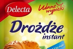 """Delecta rozbudowuje linię """"Udane wypieki"""""""