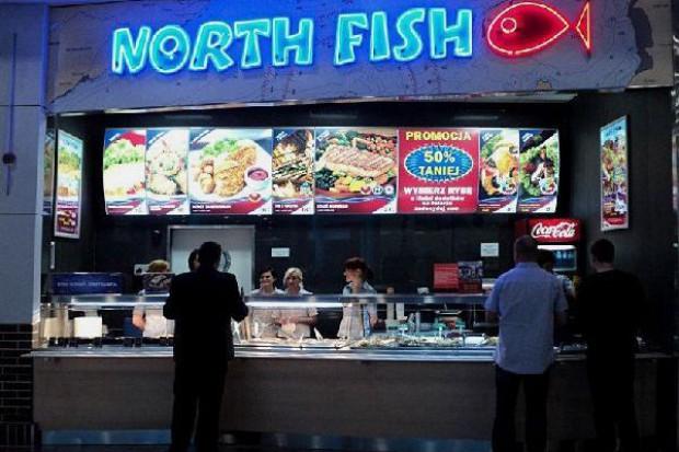 Restauracje North Fish wychodzą