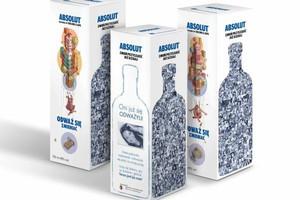 Nowe limitowane opakowanie Absolut Vodka