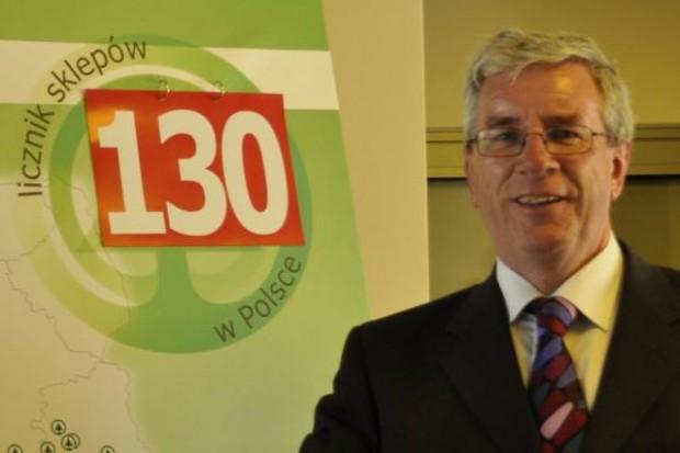 Dyrektor SPAR International: Do końca 2015 r. będziemy mieli w Polsce przynajmniej 250 sklepów