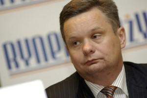 Poseł Maliszewski z aktem oskarżenia