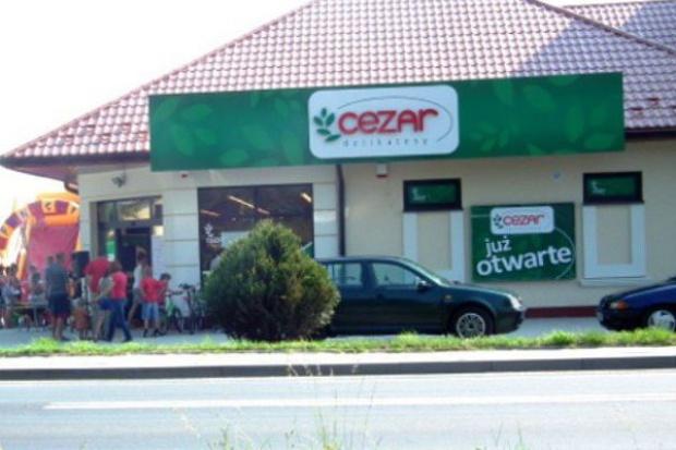 Sieci Cezar i Malinka chcą mieć 100-120 sklepów do końca roku