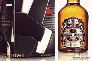 Chivas Regal w nowej, limitowanej edycji