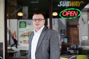 Subway będzie mieć 100 lokali w Polsce na początku 2014 r.