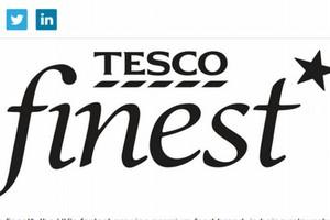 Tesco inwestuje w markę premium