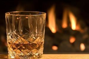Coraz mniej starej whisky
