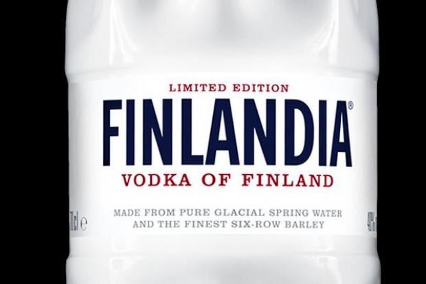 """Wódka Finlandia w """"inteligentnej"""