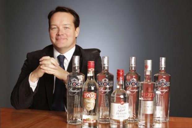 Stock Spirits Group liczy na dalszy wzrost udziałów w rynku wódki w Polsce
