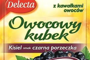Nowe smaki Owocowych kubków Delecta