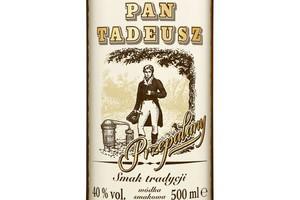 Pernod Ricard wprowadza pierwszy wariant smakowy wódki Pan Tadeusz