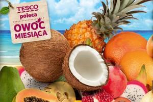 Tesco inwestuje w ofertę sprzedawanych owoców