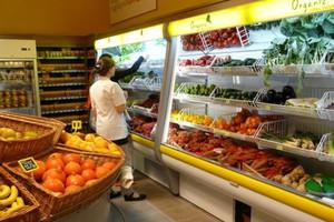 Sprzedaż zdrowej żywności rośnie, ale powoli