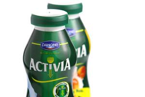 Danone obniżył cele na rok 2013 dot. sprzedaży i rentowności