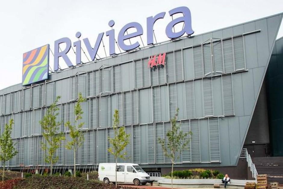 Ruszyło rozbudowane centrum handlowe Riviera w Gdyni