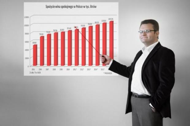 Jantoń zwiększa udziały w rynku wyrobów winiarskich
