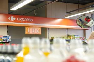 Zdjęcie numer 2 - galeria: Sklepy Carrefour na stacjach paliw Lukoil - zobacz galerię zdjęć!