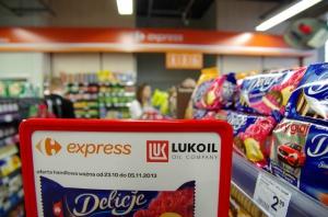 Zdjęcie numer 4 - galeria: Sklepy Carrefour na stacjach paliw Lukoil - zobacz galerię zdjęć!
