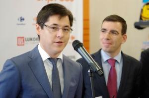 Zdjęcie numer 1 - galeria: Carrefour i Lukoil będą rozwijać współpracę w Polsce (video)