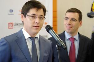 Carrefour i Lukoil będą rozwijać współpracę w Polsce (video)