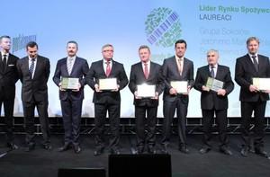 Wręczono Nagrody Rynku Spożywczego 2013