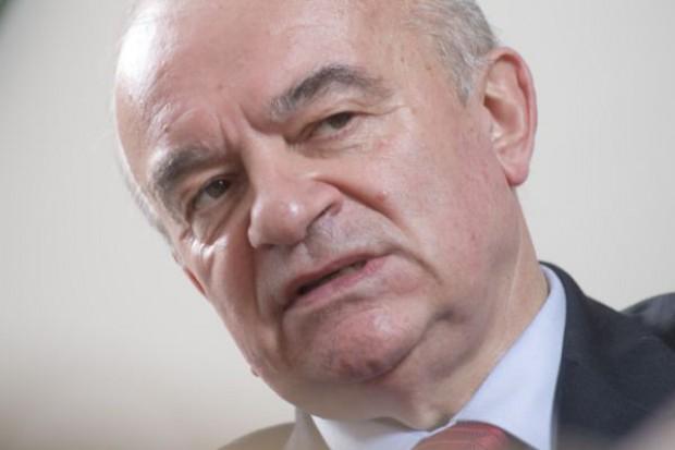 Minister rolnictwa: Może nam znowu grozić przekroczenie kwoty mlecznej