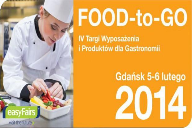 Targi FOOD-to-GO - najważniejsze targi gastronomiczne na Pomorzu w roku 2014