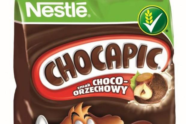 Płatki Nestle Chocapic mają nowy smak