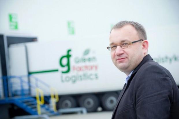 Prezes Green Factory Logistics: Chcemy zwiększyć skalę działania, flotę i przychody