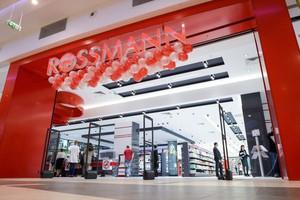 Rossmann otworzył 800 drogerię w Polsce