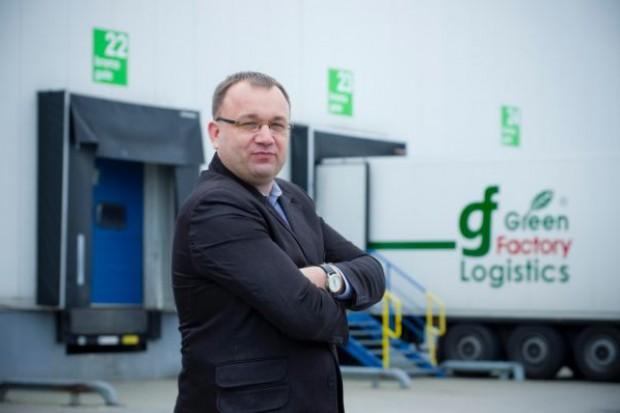 Prezes Green Factory Logistics o planach inwestycyjnych (video)