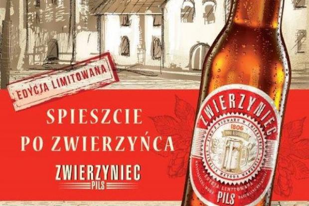Perła reaktywuje warzenie piwa w Browarze w Zwierzyńcu