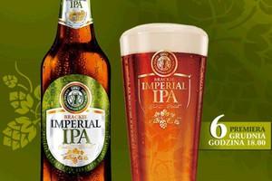 Piwo domowe Brackie Imperial wkrótce trafi do sklepów