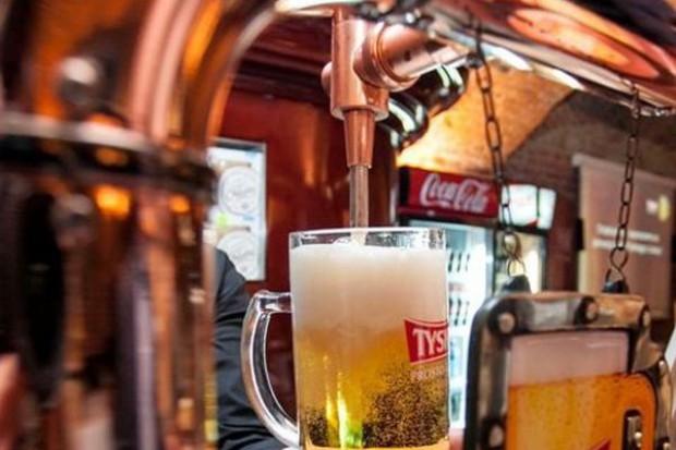 Piwny eksport się rozkręca