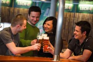 Piwo jest serwowane w 70 proc. lokali gastronomicznych w Polsce