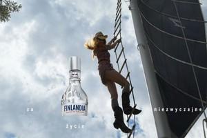Nowa kampania Finlandia Vodka
